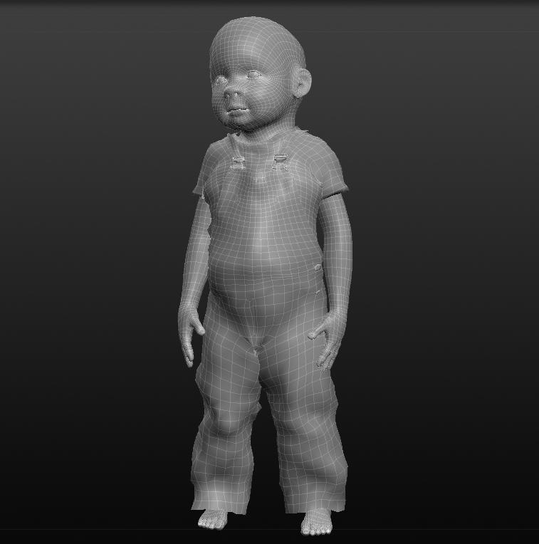 baby3D